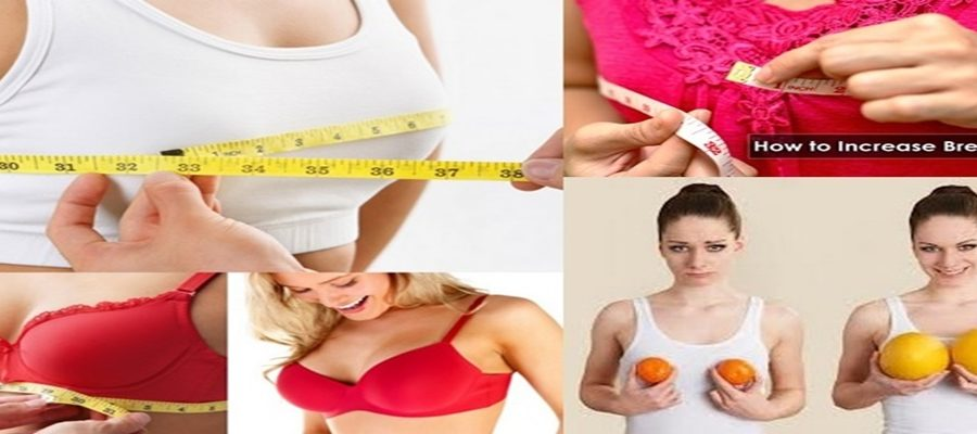 7 Common mistakes you make while trying to Increase breast size fast