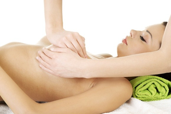 Increase Breast With Massage