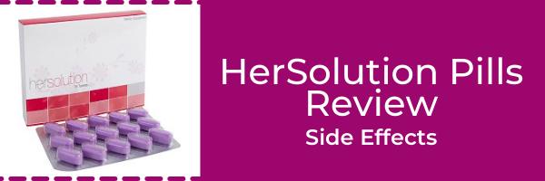 hersolution pills side effects